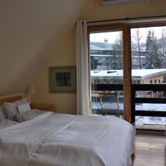 Отель Willa Marma B&B 3* Апартаменты с различными типами кроватей фото 31
