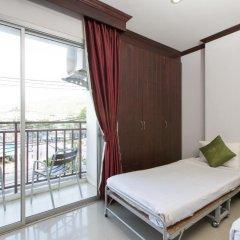 Отель Patong Buri 3* Стандартный номер с различными типами кроватей фото 13