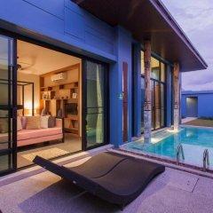 Отель Wings Phuket Villa by Two Villas HOLIDAY 4* Вилла с различными типами кроватей фото 12