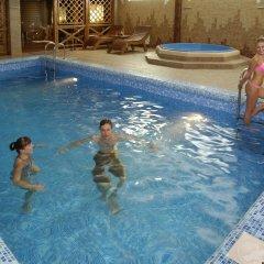 Гостиница Russkiy dvor бассейн