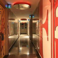 Haeundae Grimm Hotel 2* Стандартный номер с различными типами кроватей фото 31