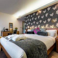 Отель Ambassadors Bloomsbury 4* Стандартный номер с различными типами кроватей фото 11