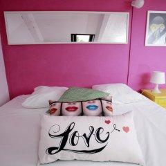 Ericeira In Love Hostel Стандартный номер с различными типами кроватей фото 2