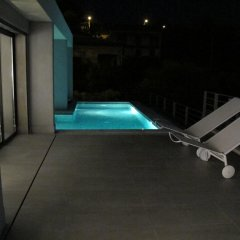 Отель Villa 5 étoiles Nice St Pancrace бассейн фото 3