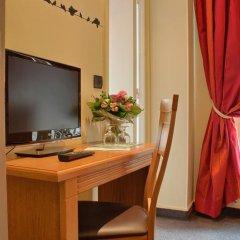 Hotel de Saint-Germain 2* Стандартный номер с двуспальной кроватью фото 15