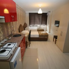 Selimiye Hotel 3* Студия с различными типами кроватей фото 9