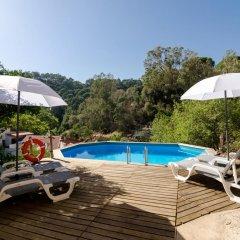 Отель Chalet Monchique бассейн фото 3
