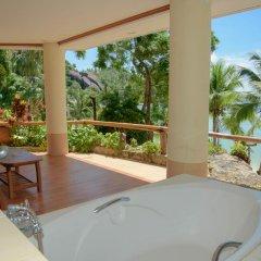 Отель Ko Tao Resort - Beach Zone 3* Номер Делюкс с различными типами кроватей фото 2