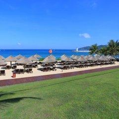 Отель The St. Regis Sanya Yalong Bay Resort – Villas пляж фото 2