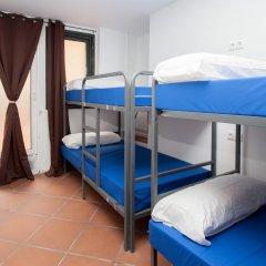 Galaxy Star Hostel Barcelona комната для гостей
