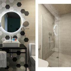 Отель Urban Suite Santander Испания, Сантандер - отзывы, цены и фото номеров - забронировать отель Urban Suite Santander онлайн ванная