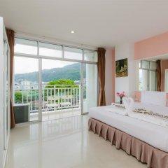 Отель Eezee Inn Guesthouse балкон
