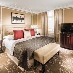 Отель Baur au Lac Швейцария, Цюрих - отзывы, цены и фото номеров - забронировать отель Baur au Lac онлайн комната для гостей фото 13