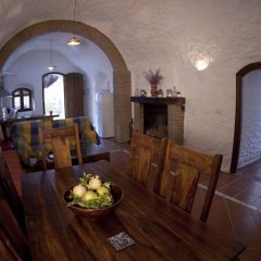 Отель Cuevas Blancas питание