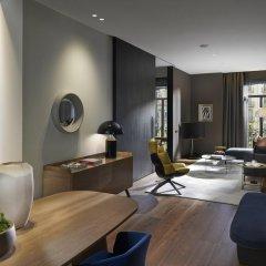 Отель Mandarin Oriental Barcelona 5* Люкс повышенной комфортности с двуспальной кроватью фото 2