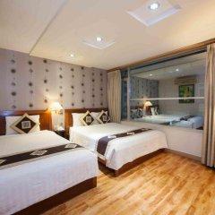 Eden Garden Hotel 3* Семейный номер Делюкс с различными типами кроватей фото 5