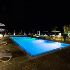Отель Villa Arber бассейн