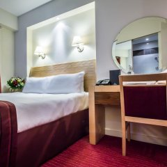 Отель Holiday Inn London - Kensington 4* Стандартный номер фото 3