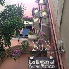 Отель B&B La Maison Del Borgo Antico Бари балкон