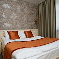Гостиница ХИТ 3* Полулюкс с двуспальной кроватью фото 5