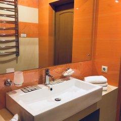 Аибга Отель 3* Улучшенный номер с двуспальной кроватью фото 3