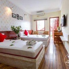 The Queen Hotel & Spa 3* Стандартный семейный номер разные типы кроватей фото 21