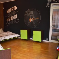 Wanted Hostel Номер Делюкс фото 3