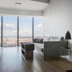 Отель 40th+ Floor Luxury Apartments in Sky Tower Польша, Вроцлав - отзывы, цены и фото номеров - забронировать отель 40th+ Floor Luxury Apartments in Sky Tower онлайн спа фото 2