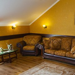 Парк Отель 4* Люкс с различными типами кроватей фото 3