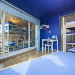 Отель Han River Guesthouse 2* Семейная студия с двуспальной кроватью фото 21