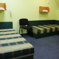 Отель Zion Guest House Стандартный номер фото 7