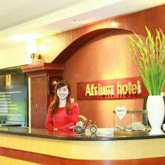 Atrium Hanoi Hotel 3* Улучшенный номер с различными типами кроватей фото 3