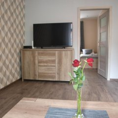 Отель Apartamenty VNS Польша, Гданьск - 1 отзыв об отеле, цены и фото номеров - забронировать отель Apartamenty VNS онлайн комната для гостей