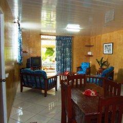 Отель Pension Fare Ara Huahine спа