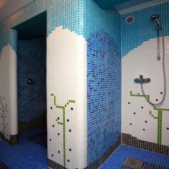 Отель M-Square Hotel Венгрия, Будапешт - 3 отзыва об отеле, цены и фото номеров - забронировать отель M-Square Hotel онлайн ванная фото 2