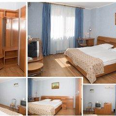 Комфорт Отель 3* Улучшенный номер с различными типами кроватей фото 12