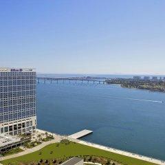 Отель Hilton San Diego Bayfront 4* Стандартный номер с различными типами кроватей фото 2