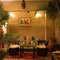 Отель Riad Al Wafaa Марокко, Марракеш - отзывы, цены и фото номеров - забронировать отель Riad Al Wafaa онлайн питание фото 2