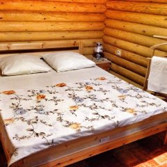 Гостиница Holiday Home Eco Srub комната для гостей