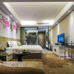PACO Hotel Guangzhou Dongfeng Road Branch 3* Номер Делюкс с различными типами кроватей фото 3