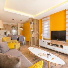 Garden Suites Турция, Калкан - отзывы, цены и фото номеров - забронировать отель Garden Suites онлайн комната для гостей фото 4