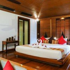 Отель Korsiri Villas 4* Вилла Премиум с различными типами кроватей фото 27