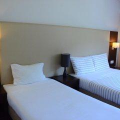 Отель Lisboa Central Park 3* Стандартный номер с различными типами кроватей фото 6