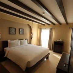 Отель Dewan Bangkok 3* Улучшенный номер с различными типами кроватей фото 10