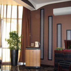 Гостиница Гостиный комплекс Holiday Студия Делюкс с разными типами кроватей фото 5