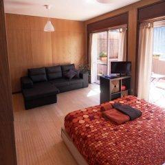 Апартаменты Studio Guimarães комната для гостей фото 3
