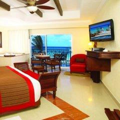 Отель Hilton Playa Del Carmen комната для гостей фото 4