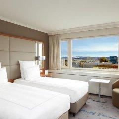 Отель Swissotel Zurich 4* Стандартный номер с различными типами кроватей фото 5