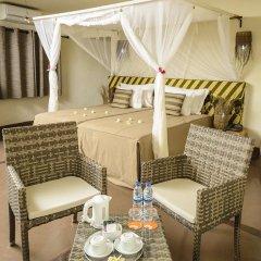 Отель Montebelo Gorongosa Lodge & Safari 3* Улучшенный номер разные типы кроватей фото 6