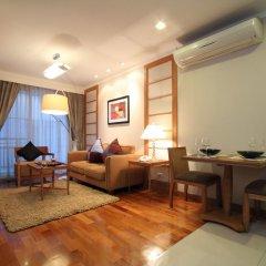 Апартаменты Montara Executive Serviced Apartment Улучшенные апартаменты разные типы кроватей фото 2